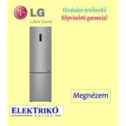 LG GBB72PZDZN alulfagyaztós hűtőszekrény, A++ energiaosztály , DoorCooling technológia, NoFrost