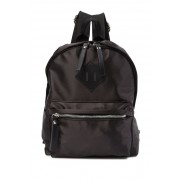 Madden Girl Satin Mini Backpack BLACK