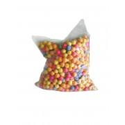 Vegaoo.es 1000 bolas para cerbatanas multicolor