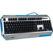 Tastatura Marvo KG805 BLACK USB, iluminata