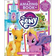 The Amazing Book of My Little Pony, Hardcover