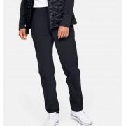 Under Armour Damesregenbroek UA Golf - Womens - Black - Grootte: Extra Large