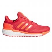 adidas Women's Supernova ST Running Shoes - Coral/Orange/Red - US 4.5/UK 4 - Coral/Orange/Red