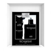 ARIS TECHNIQUE GIFT SET FOR MEN (EAU DE PERFUME 100 ML. +DEODORANT 200 ML.)