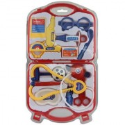 Multi color doctor play set for kids (folding)