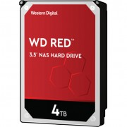 """Western Digital Red 4TB SATA3 64MB 3.5"""" NAS HDD"""