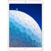 "Tableta Apple iPad Air 3, Procesor Hexa-Core, Retina 10.5"", 64GB Flash, 3GB, 8 MP, Wi-Fi, 4G, Bluetooth, iOS (Auriu) + Cartela SIM Orange PrePay, 6 euro credit, 6 GB internet 4G, 2,000 minute nationale si internationale fix sau SMS nationale din care 300"
