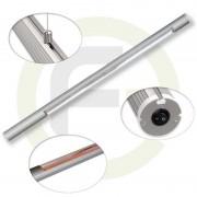 Extreme Line Heat Tube 900 (Farbe: Titan eloxiert, Ausführung: Mit ExRemote Steuerung)