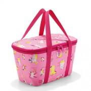 reisenthel Kühltasche coolerbag XS ABC friends pink