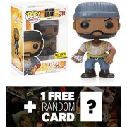 Tyreese (Hot Topic Exclusive): Funko POP! x Walking Dead Vinyl Figure + 1 FREE Official Walking Dead Trading Card...