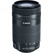 Canon EF-S 55-250mm f/4-5.6 IS STM Lenses with HOYA 58mm Filter