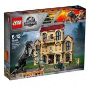 Lego Jurassic World - Caos del Indorraptor en la Mansión Lockwood - 75930