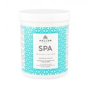Kallos Cosmetics SPA Massage Cream masážní krém pro revitalizaci pokožky 1000 ml pro ženy