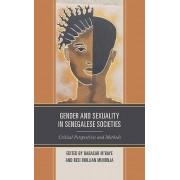Gender and Sexuality in Senegale Societies par Sous la direction de Babacar M Baye & Édité par Besi Brillian Muhonja