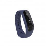 TomTom Touch Cardio Fitness Tracker Small Straps - фитнес гривна измерваща дневната, нощтната активност и сърдечния ритъм (тъмнолила)