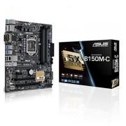 Asus Scheda madre ASUS B150M-C Intel B150 LGA1151 Micro ATX