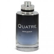 Boucheron Quatre Absolu De Nuit Eau De Parfum Spray (Tester) 3.4 oz / 100.55 mL Men's Fragrances 544235