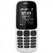 Nokia 105 single sim Battery 800 mAh White