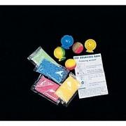 Make your own Bouncy balls - craft kit makes 12 balls(6 kits each kit makes 2 balls)