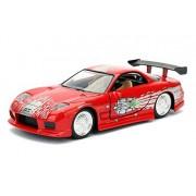 "Dom's Mazda RX-7 ""Fast & Furious"" Movie 1:32 Diecast Model Car"