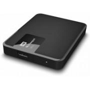 Western Digital 1 TB External Hard Disk Drive(Black)
