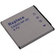 DIGCA37067 3,7V-720MAH LI-ION DIGITALCAMERA AKKU CASIO ew01963