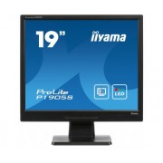 iiyama 19' 1280x1024, Protective Glass, 250cd/m², 1000:1, Speakers, VGA, DVI-D, 5ms