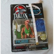 Horib, the Snakeman Action Figure - Edgar Rice Burroughs Tarzan At the Earths Core Action Figures