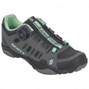 Scott Women`s Shoe Sport Crus-r Boa Lady Scarpe da ciclismo (38, nero/grigio)