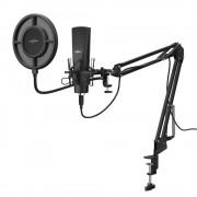 Microphone, Hama uRage Stream 800 HD Studio, Черен (186020)