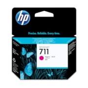 HP 711 Original Ink Cartridge - Magenta
