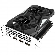 GeForce GTX1650 4GB Gigabyte GV-N1650OC-4GD videokartya