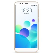 "Smart telefon Meizu M8C DS Zlatni 5.45""HD+ IPS, QC 1.4GHz/2GB/16GB/13&8Mpix/4G/Android 7.0"