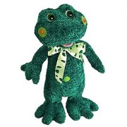 Chantilly Lane Speckles The Frog Sings A Verse From Five Little Frogs Plush 15