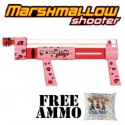 Cheetah Marshmallow Shooter W/ Free Bag Of Marshmallow Ammo