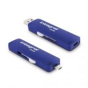 Memorie USB Integral Slide 16GB blue