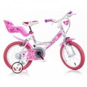 Dino Bikes Bicicleta Infantil Dino Niño16 Pulgadas Freno Delantero Y Trasero Al Manillar Ro