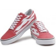 Vans Men Sneakers For Men(Blue, Red)
