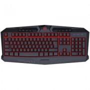 Клавиатура redragon harpe k503 gaming с подсветка, k503-bk_vz