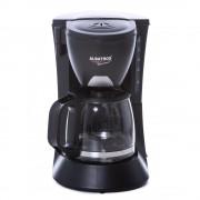 Filtru de cafea Albatros Verona Black, 600 W, 4-6 ceşti, 0.6 L, Functie antipicurare, Cană de sticlă, Negru