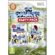 The Smurfs Party Pack Nintendo Wii