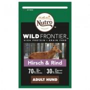 Nutro Wild Frontier Adult Hert & Rund Hondenvoer - 12 kg