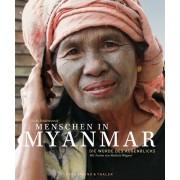 Fotoboek Menschen in Myanmar   Frederking & Thaler