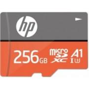 HP U3 A1 256 GB MicroSD Card Class 10 100 MB/s Memory Card