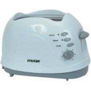 Euroline EL-810 700 W Pop Up Toaster(White)
