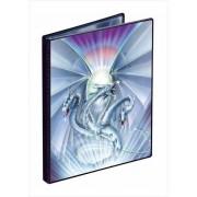 Ultra Pro Artist Series Blue Diamond 4 Pocket Portfolio