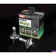 PIAA Night Tech H4 12v 60/55w ( 2 Lâmpadas )