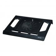 Cooler notebook Black Edition Hama, 17.3 inch, USB, Negru