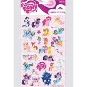 Geen Poezie album stickers My Little Pony bubbel