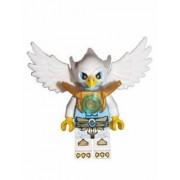 Minifigurine Lego Chima Ewar - Pearl Gold Armor Loc014